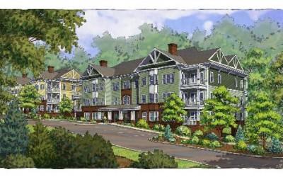 Landmark Breaks Ground For Creekside Homes