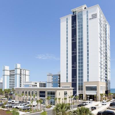 Landmark Builders Hilton Grand Vacation Club Landmark